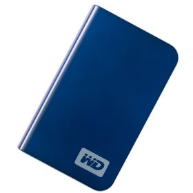 Western Digital My Passport Essential 320 GB USB 2.0 Portable Hard Drive